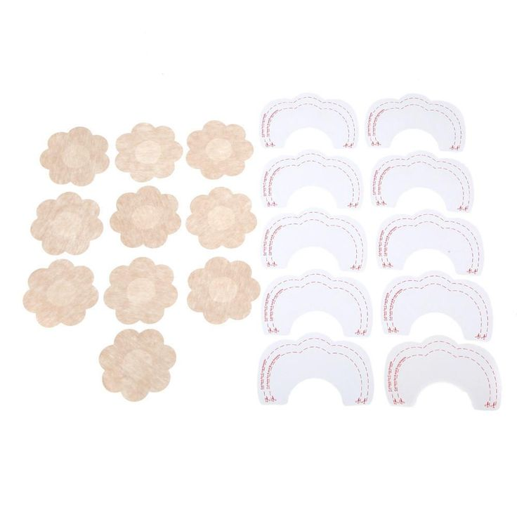 Women 20Pcs/lot Instant Lift + Nipple Cover Lift Up Beauty Breast Bra Stickers Invisible Adhesive Bras Bra Stickers Lift