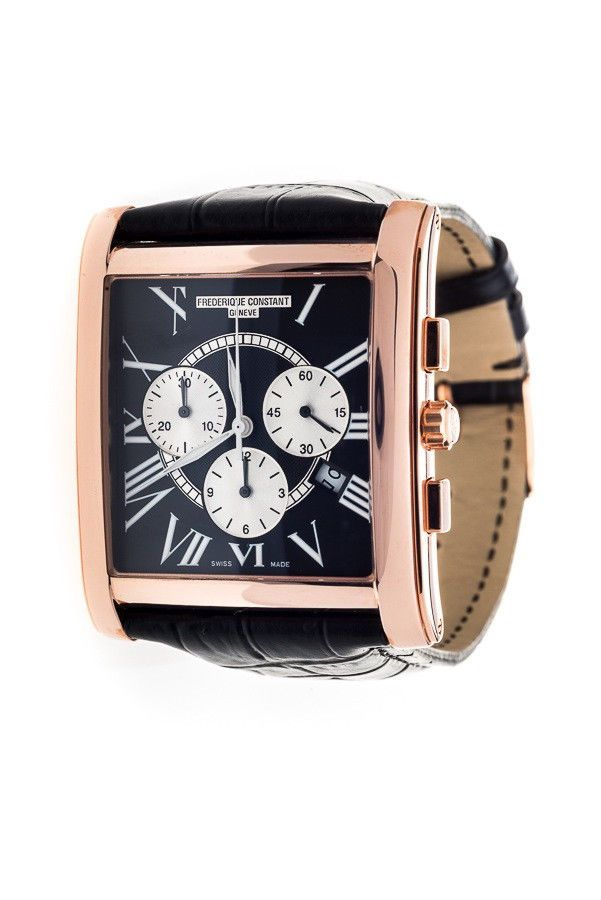 Frédérique Constant Persuasion Chronograph,FC-292BS4C24 NEW! NO BOX! MSRP$1,795 in Jewelry & Watches   eBay