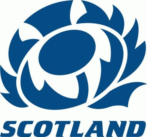 "Scotland Rugby Bumper Sticker 5"" x 5"":   Vinyl sticker  The image is die cut around the contour  The material is weather-resistant and can be used indoor and outdoor  Sticker has adhesive backing and can be applied to all types of flat surfaces  Sticker can be removed easily without leaving any residue behind"