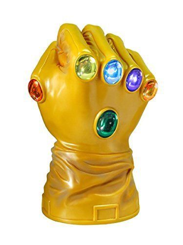Marvel Infinity Gauntlet Bank PX EXCLUSIVE  Sold out at the Manufacturer >>> Visit the image link more details.