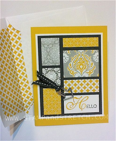 Print Tray Look grid card by Pam