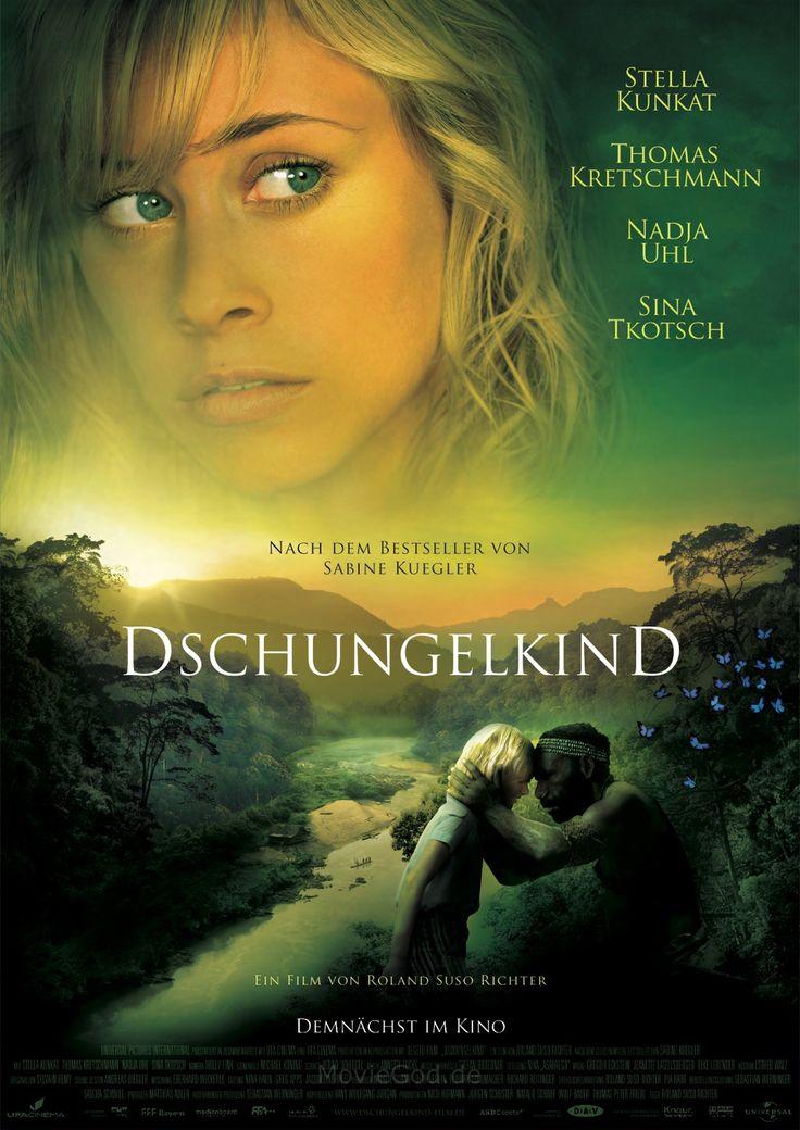 Džungļu bērns (oriģ.vāc.Dschungelkind), 2011.g., IMDB 7,0, rež.Roland Suso Richter. Kas ir civilizācija? Drošība? Cilvēcība? Ērtības? Varbūt civilizācija ir saldējums un grāmata pie rokas? Mēs neesam piesieti vietai kur esam dzimuši. Bet kur ir mūsu īstā vieta?