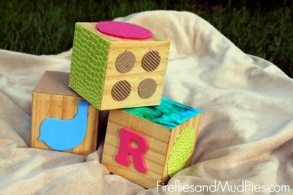 Make texture blocks for baby