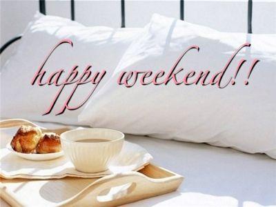 Feliz fin de semana