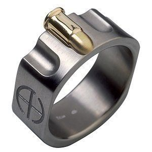 bullet ring                                                                                                                                                                                 Mais #rings