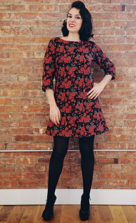Gertie's Coco dress -sewing pattern by Tilly and the Buttons