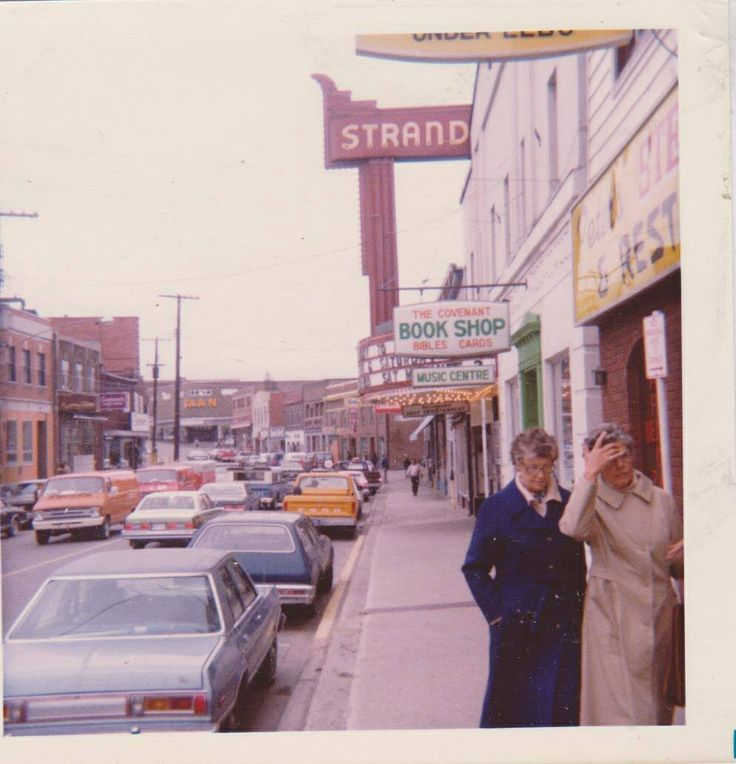 Downtown 1979