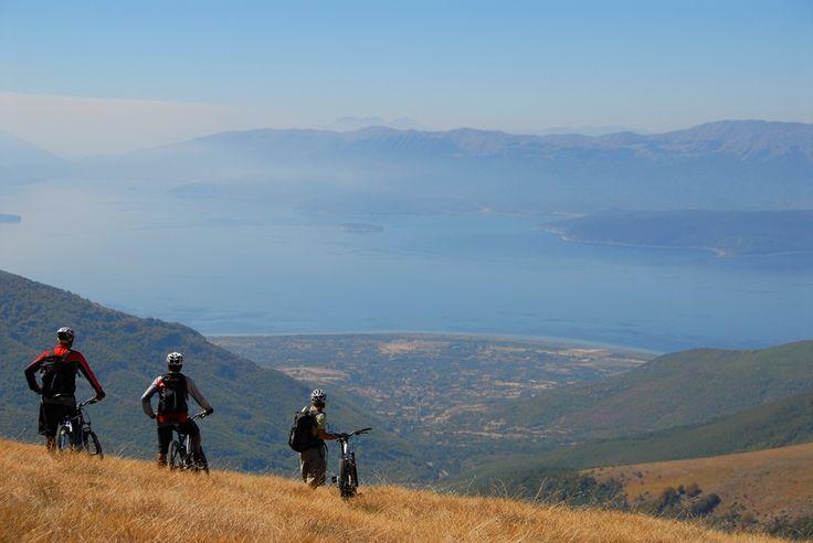 Lake Prespa - Macedonia