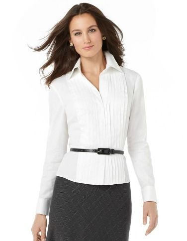 1000 images about the perfect white shirt search on for Womens tall button down shirts