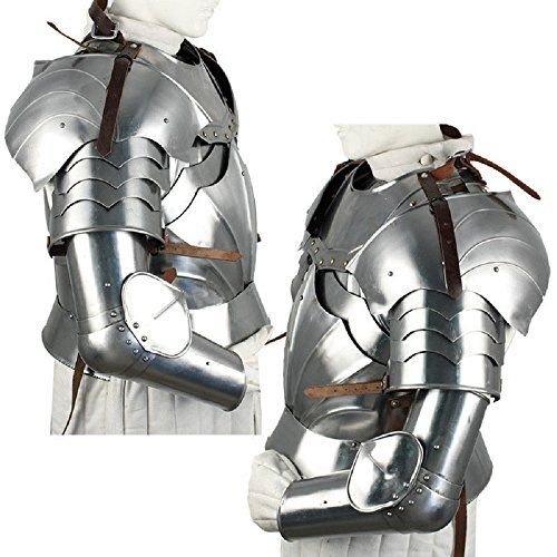 Complete Medieval Arms Armor Set Metallic One Size NAUTIC... https://www.amazon.com/dp/B06Y4KLF5H/ref=cm_sw_r_pi_dp_x_Vcr6ybJ0HTTBW