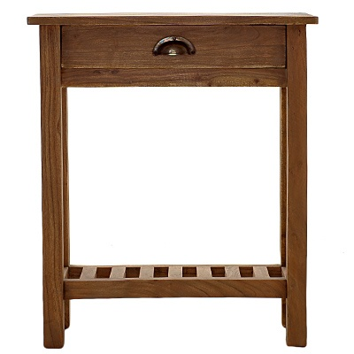 Driftwood Long Side Table