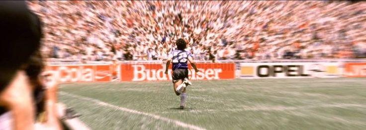 Gol a Inglaterra - Mundial 86