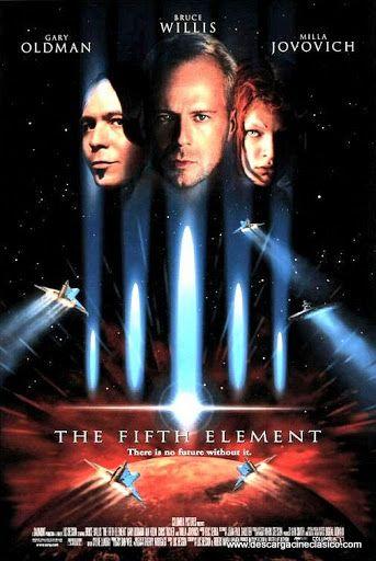 El quinto elemento (1997) Castellano | DESCARGA CINE CLASICO