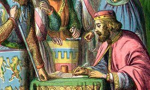 Magna Carta-good site for kids