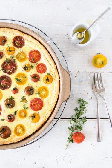 15 frischgebackene Rezepte für Quiche und Co.