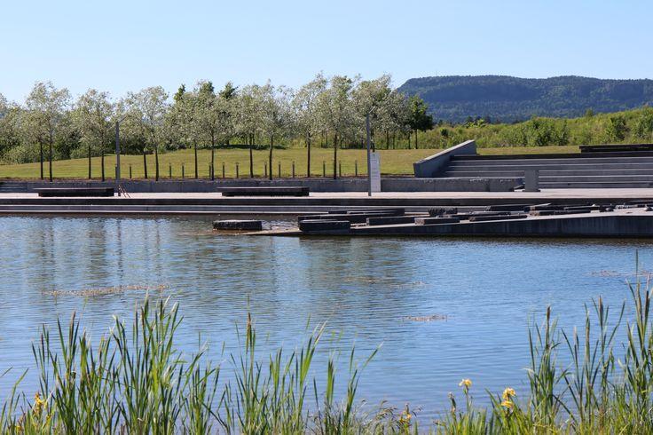 Nansenparken på Fornebu