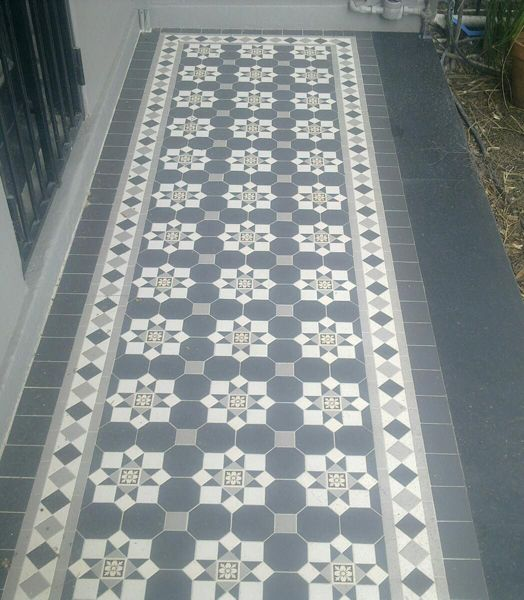 Renditions Tiles - Tessellated Floors: Tessellated Gallery / Tessellated Image…