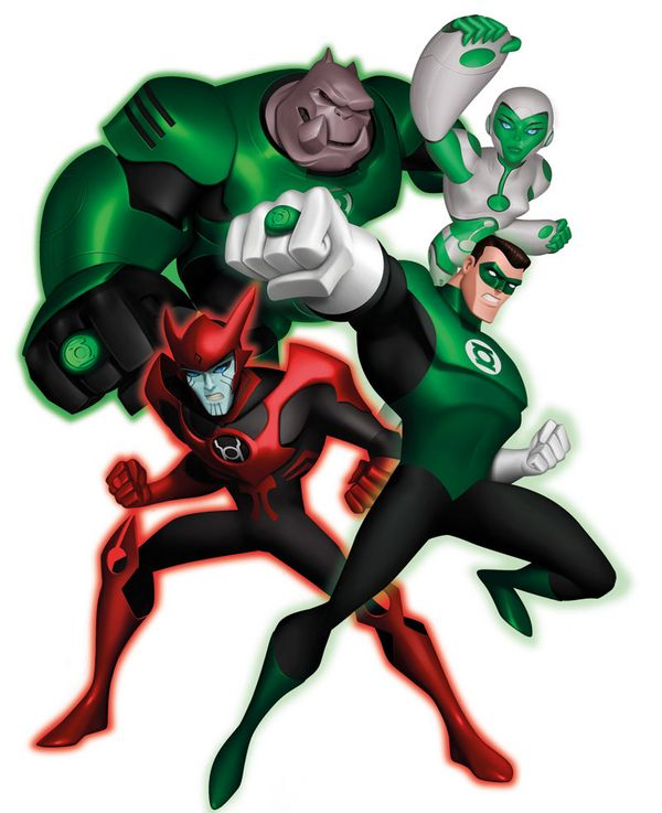 'Green Lantern – The Animated Series: Homecoming' – Recap