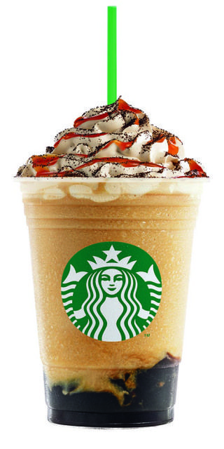 Starbucks  Philippines Caramel Triple Coffee Jelly Frappuccino
