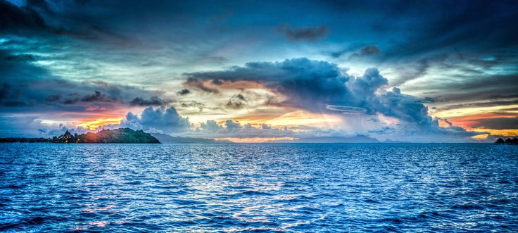 ❥ Gorgeous sea and sky!! Janet Byrd Ministries