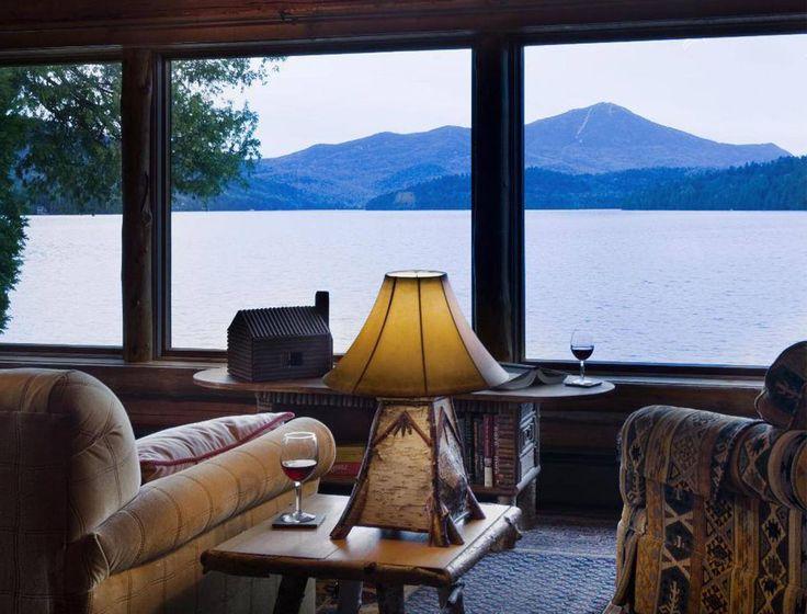 Lake Placid Lodge<br><em>Lake Placid, New York</em>