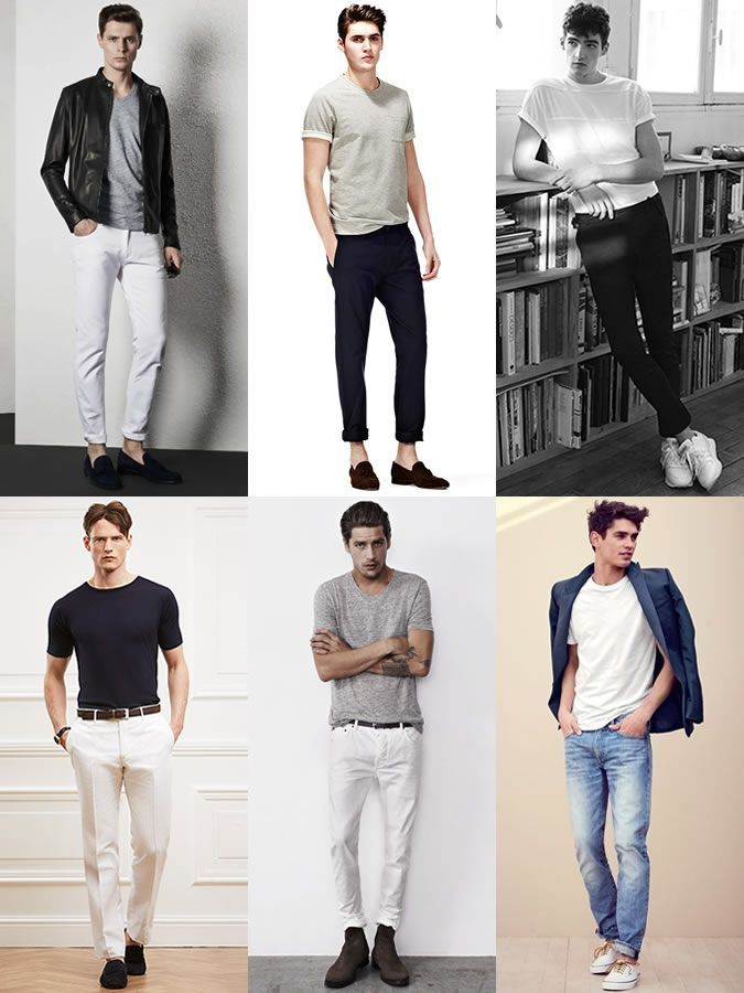 4125f54b5e6f Men s Neutral T-Shirts Spring Summer Outfit Inspiration Lookbook ...