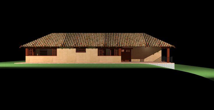 Diseño Alvaro Galindo Vácha Restauración Casa Villa de Leyva - 11