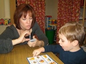 Signs & treatment of an Expressive Language Disorder:  A child with an expressive language disorder has the ability to pronounce words at the same target...