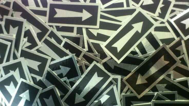 Hliníkové štítky