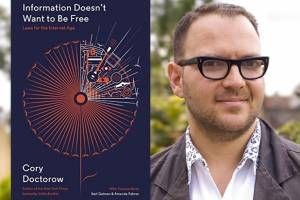 """Cory Doctorow: """"We're all sharecroppers in Google's fields for the rest of eternity"""""""