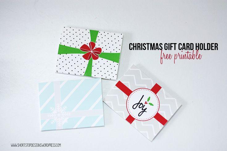 gift card display