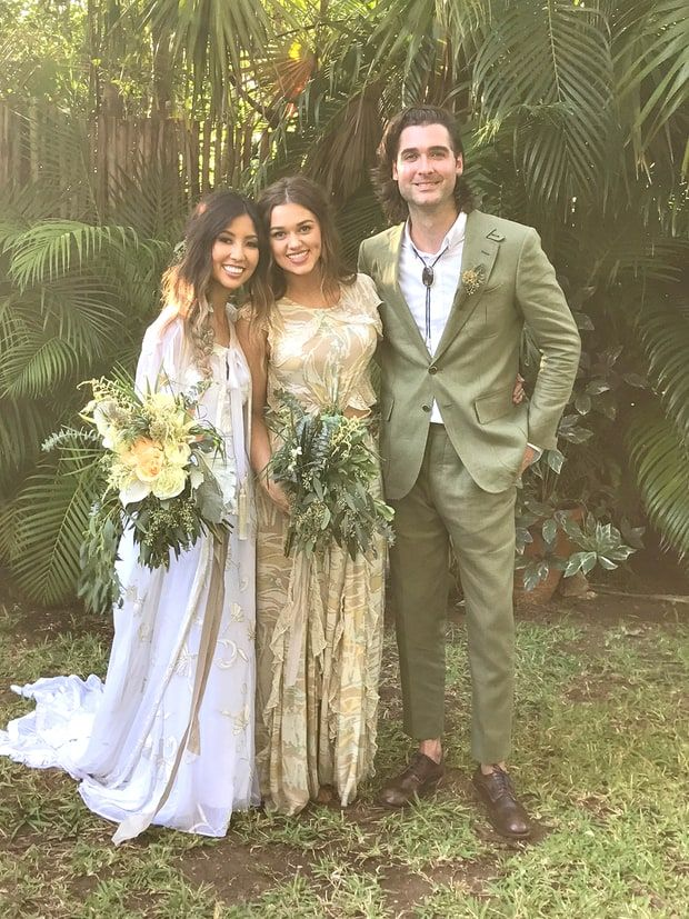 Inside 'Duck Dynasty' Star Rebecca Lo Robertson's Stunning Wedding to John Reed Loflin