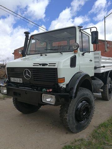 MIL ANUNCIOS.COM - Unimog. Compra-venta de camiones usados unimog - Todo tipo de camiones de segunda mano unimog: Iveco, Pegaso, MAN, Renault, Nissan,...
