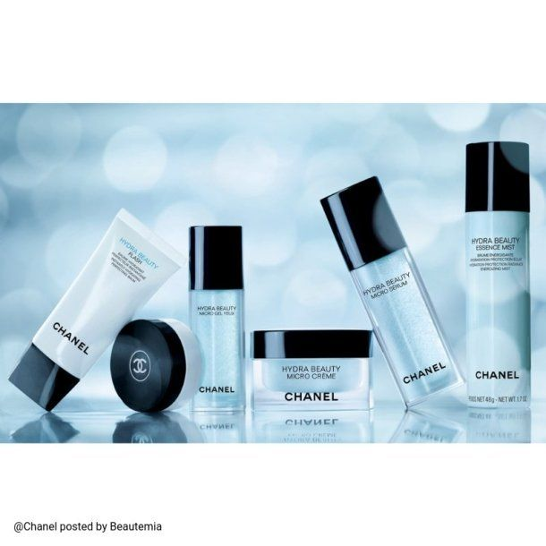 Top 5 Premium Skincare Brands In The World Ellis James Designs Chanel Hydra Beauty Premium Skincare Perfume Brands