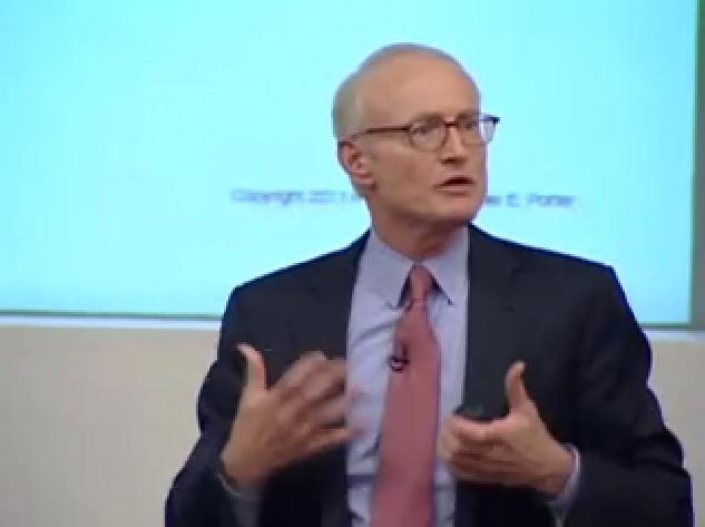 """Michael E. Porter og Mark R. Kramer """"Creating shared value"""" (Harvard Business Rewiev 2011)"""