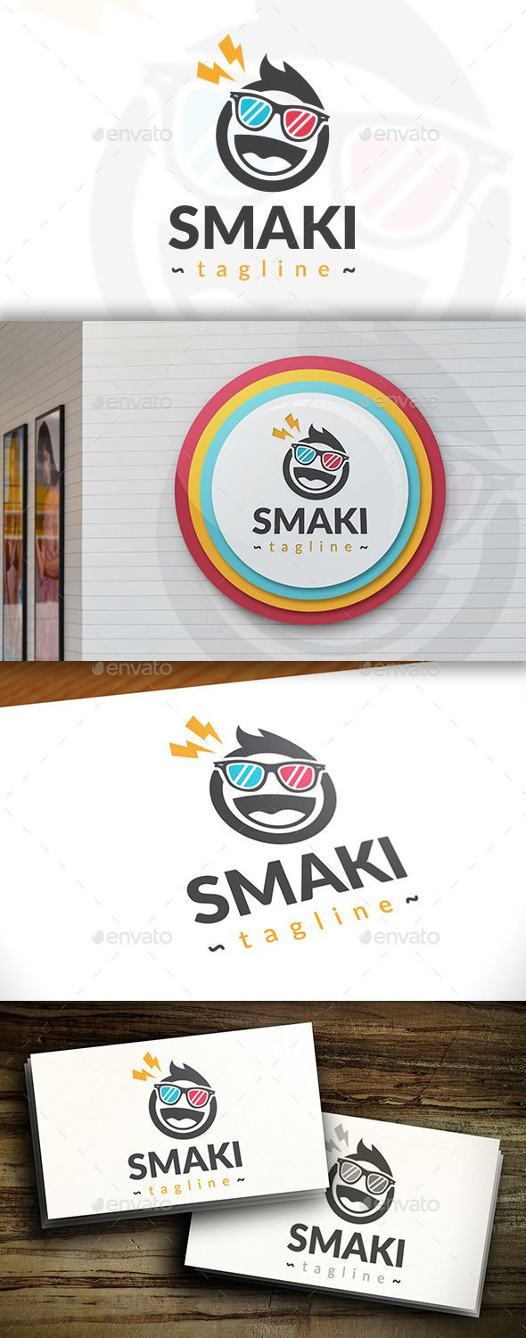 Smart Kid	 Logo Design Template Vector #logotype Download it here: http://graphicriver.net/item/smart-kid-logo/11395018?s_rank=543?ref=nexion