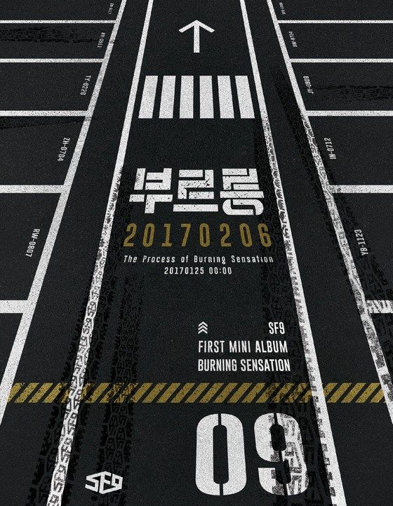 SF9, a nine-member boy band from FNC Entertainment, has released their first mini album, Burning Sensation, and they have proven themselves to be rather promising.
