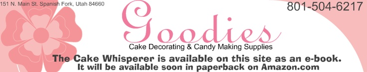 Goodies  - Cake Decorating & Candy Making Supplies, Spanish Fork, Utah.  Hands down, the BEST fondant you'll ever taste, sold by the pound.