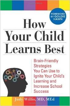 How your child learn best Willis
