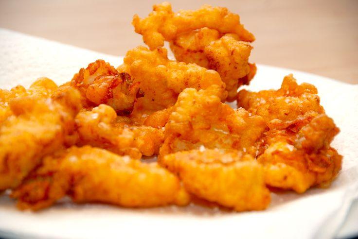 Beignetdej bruges til at dyppe stykker af fisk, løgringe og andet i, og derefter steges det i fritureolie. Giver en sprød og luftig dej. Til en portion beignetdej skal du bruge: 100 gram hvedemel 1…
