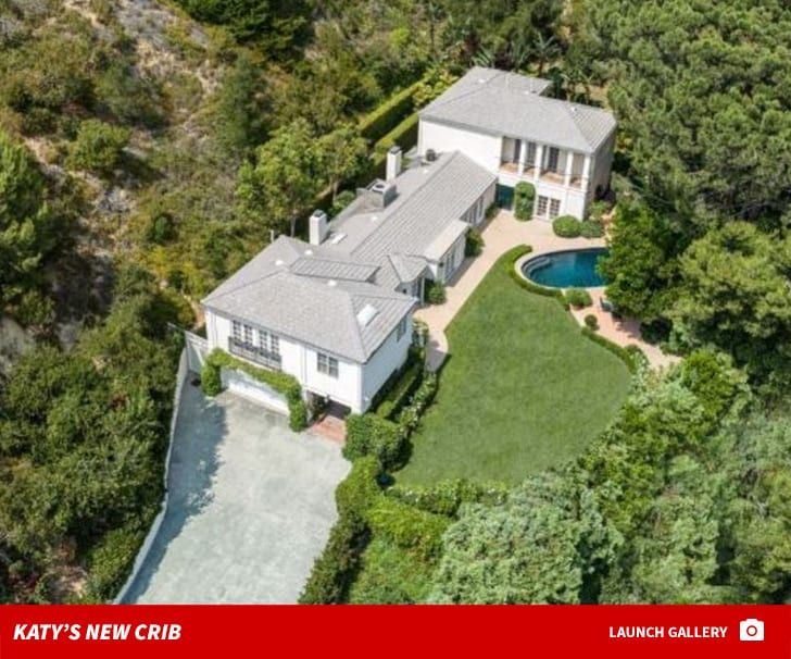 Katy Perry Closing On Second Beverly Hills Mansion Beverly Hills