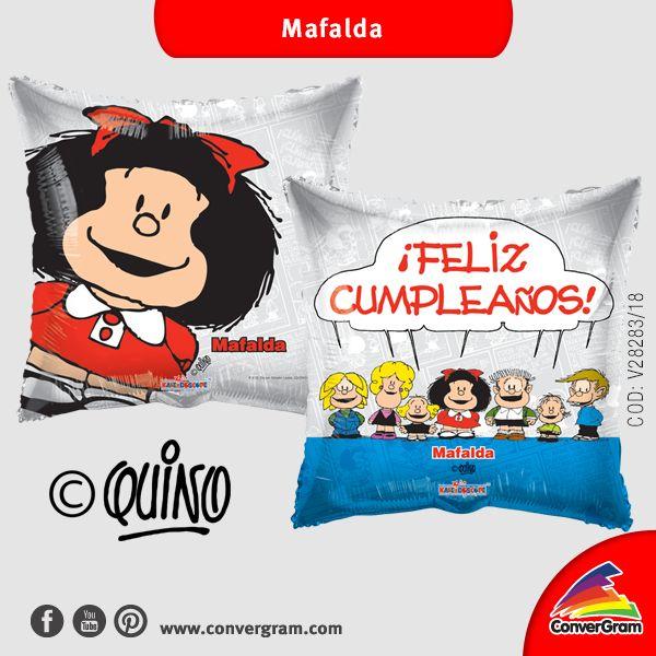 Feliz Cumpleaños Imágenes Mafalda Imagui