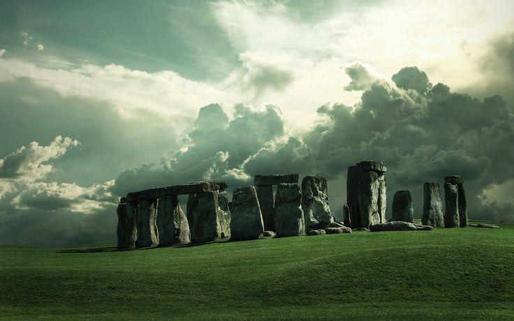 Stonehenge, Amesbury, Wiltshire, UK