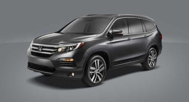 2017 Honda Pilot Review and Price - http://www.autowheelerhq.com/2017-honda-pilot-review-and-price/