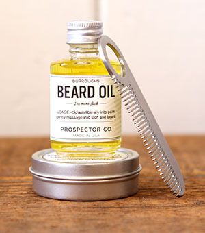 For the beautiful, Muslim man: Prospector Co. Beard Oil, a comb and balm. All these things that your beard needs to remain well groomed and healthy. Wanna find out which are the best beard oils you can choose from?