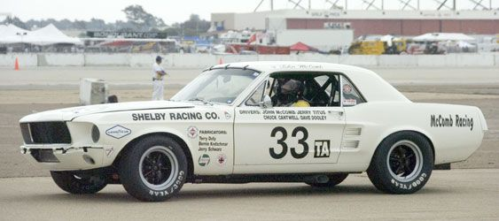Ford Coupe Race Car Number