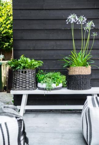 Tuin inspiratie | Tuintrend Scandinavisch modern - Woonblog StijlvolStyling.com - Beeld: hkliving - PaulinaArcklin