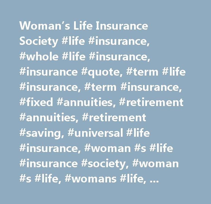 Family Life Insurance Quotes: 25+ Best Whole Life Insurance Ideas On Pinterest