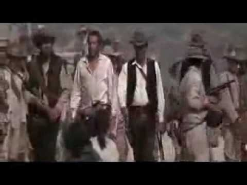 the wild bunch - the walk