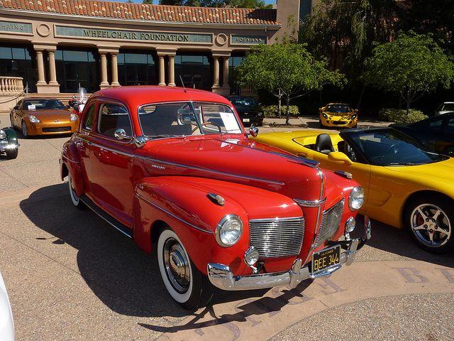 178 best mercury images on pinterest vintage cars mercury cars 1941 mercury pheasant red sciox Image collections